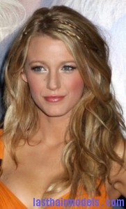 blake lively5 181x300 Blowout Hairstyle