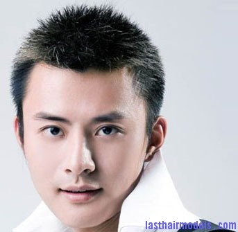 business men hairstyles 5 Modern Chinese hairstyles for men.