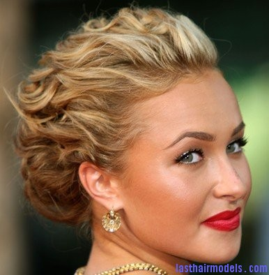 Celebrity Photos 2012 on Celebrity Prom Updo Hairstyles 2010 2011 293x300 Celebrity Prom Updo