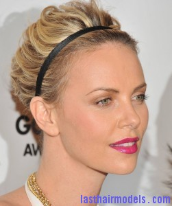 charlize headband prom 251x300 IFPs 21st Annual Gotham Independent Film Awards