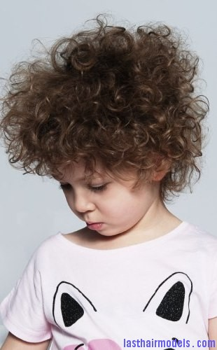 child4 Natural Cherub curls.