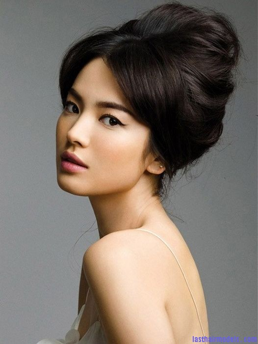 chinese hairstyles 81 Modern Chinese hairstyles for women.