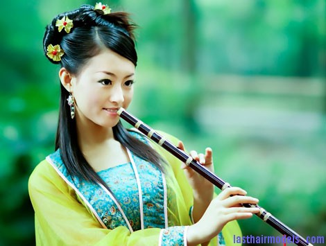 chinese traditional dress through the agesa3fa71714ced76581b01 Traditional Chinese hairstyles.