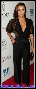 eva longoria pre oscar party 2012 122x300 Pre Oscar Flamenco Night Hosted By Eva Longoria Benefiting Lindas Voice   Red Carpet