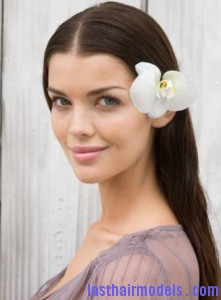 hair flower side style 221x300 hair flower side style