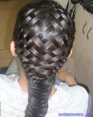 Astounding Under Braid Styles With Weave Braids Short Hairstyles Gunalazisus