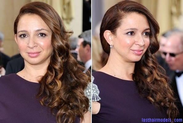 lo5qGO6zb3Al Maya Rudolph's side curls: Making a statement of their own.