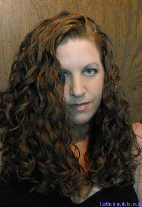 new lighter curls11 Natural Botticelli curls.