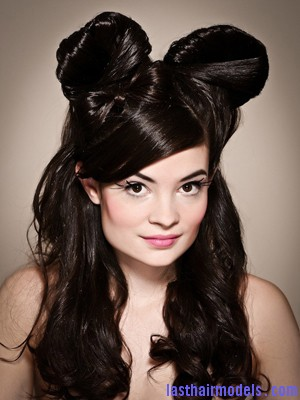 rby lashica minnie lashes 7hOb1J de The Minnie mouse hairstyle: for the kid in you!!