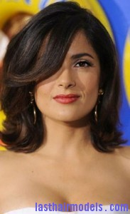 salma hayek1 183x300 Blowout Hairstyle