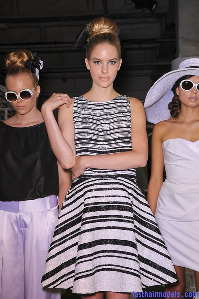 Alice+Olivia+Spring+2012+KltwTs7 7c8l Newer Wedding hairstyles.