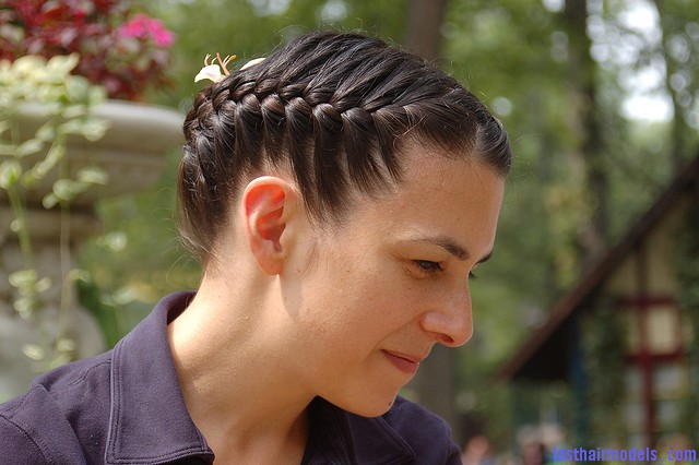 French Braiding Is plaiting good for your hair?