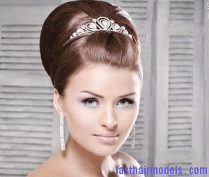 Latest Wedding Hairstyles 20121 300x254 Latest Wedding Hairstyles 2012