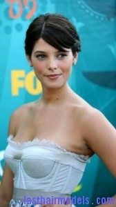 ashley greene2 168x300 Ashley Greene Criss Cross Hairstyle