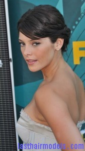ashley greene6 169x300 Ashley Greene Criss Cross Hairstyle