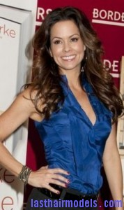 brooke burke3 178x300 Brooke Burke Hairstyle With Spiral Curls