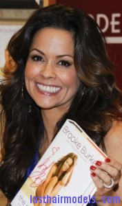 brooke burke4 177x300 Brooke Burke Hairstyle With Spiral Curls