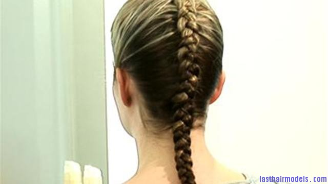 how to dutch braid hair 2.WidePlayer Is plaiting good for your hair?