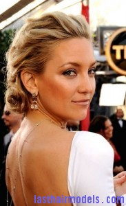 kate hudson3 183x300 Kate Hudsons Sophisticated Updo