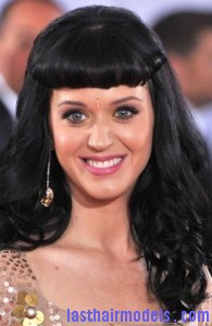 Katy Perry Has Got A Beautiful Bettie Page Which Is One Of The Most Por Hairstyle That Preferred By Celebrities