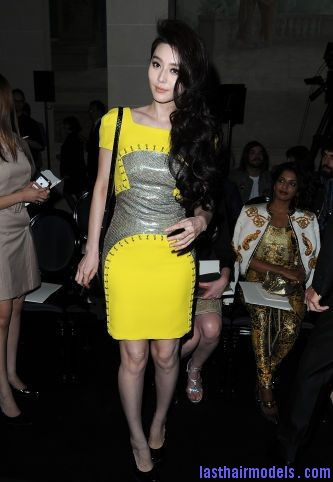 147526024 xxlarge Fan Bing Bing's thick spinned up curls: Bouncing the spring everywhere!
