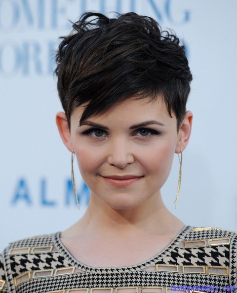 Ginnifer+Goodwin+Short+Hairstyles+Short+Straight+a6j91QfrgBVl Ginnifer Goodwins plucked out hairstyle: Designed for chic women!