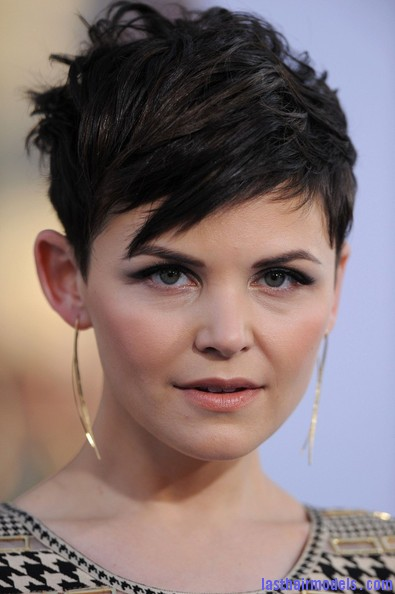 Ginnifer+Goodwin+Short+Hairstyles+Short+Straight+hfprcPM7z7dl Ginnifer Goodwins plucked out hairstyle: Designed for chic women!
