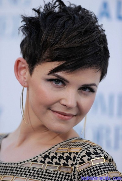 Ginnifer+Goodwin+Short+Hairstyles+Short+Straight+oUUiEOKELP1l Ginnifer Goodwins plucked out hairstyle: Designed for chic women!