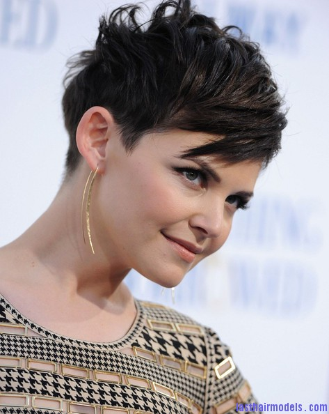 Ginnifer+Goodwin+Short+Hairstyles+Short+Straight+qjegOiB8hkLl Ginnifer Goodwins plucked out hairstyle: Designed for chic women!