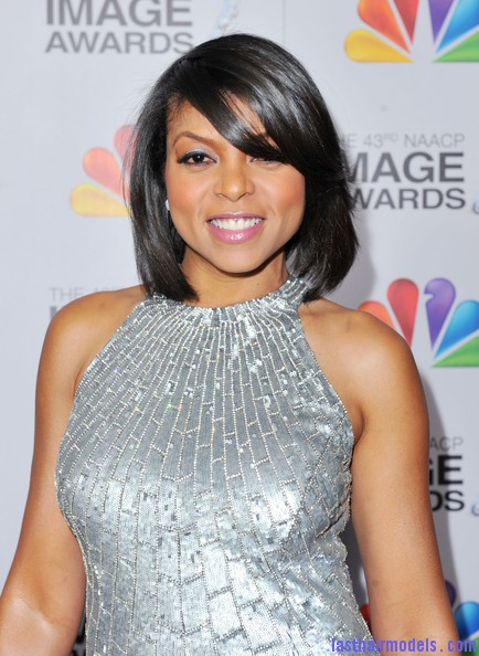 Taraji+P+Henson+43rd+NAACP+Image+Awards+Red+dV1Nn0xZAQTl Taraji P Hensons chin length blunt cut: Sleeky shorty mane!