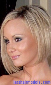 chanelle hayes8 182x300 Chanelle Hayes With Preppy Hairstyle