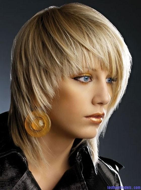 Medium Asymmetric Hairstyles Best For Styling Hair Last Hair