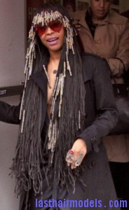 erykah badu2 184x300 Hairstyle With Beads