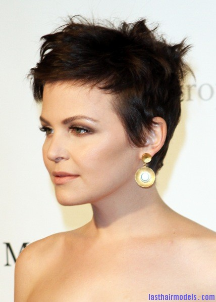ginnifer goodwin hair Ginnifer Goodwins plucked out hairstyle: Designed for chic women!