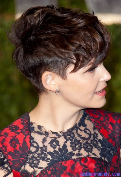ginnifer goodwin hairstyle Ginnifer Goodwins plucked out hairstyle: Designed for chic women!
