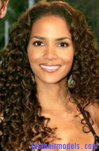 halle berry 197x300 Halle Berry With Water Waves