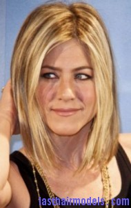jennifer aniston 190x300 Bi level Hairstyle