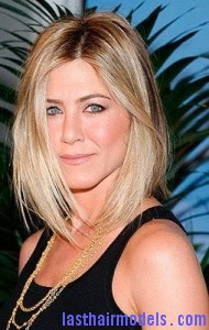 jennifer aniston6 190x300 Bi level Hairstyle