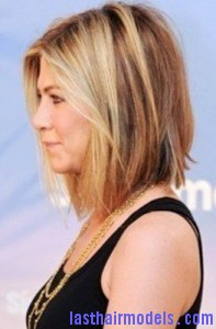 jennifer aniston8 197x300 Bi level Hairstyle