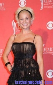 kellie pickler 186x300 Kellie Picklers Hairstyle With Headband