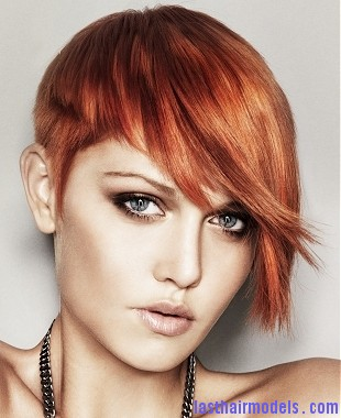 Sensational Shorter Asymmetric Hairstyles Bring The Rebel Out In Style Short Hairstyles Gunalazisus