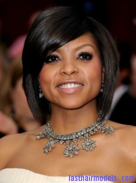taraji p henson hairstyle 15 Taraji P Henson's sleek shiny bob : shine in perfection!
