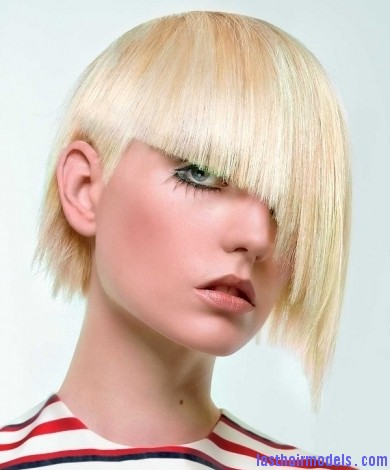wella haircut Shorter asymmetric hairstyles: Bring the rebel out in style!
