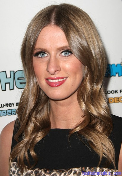 Nicky+Hilton+Long+Hairstyles+Long+Curls+kJoyklWYP8Ul Nicky Hilton's chunky curls: Polished to perfection!