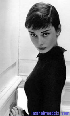 Audrey Hepburn Hair Styles Pleasing Audrey Hepburn4  Last Hair Models  Hair Styles  Last Hair .