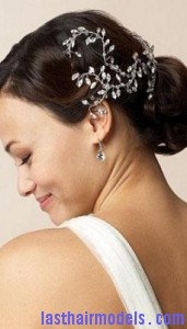 barrettes hairstyle2 171x300 Hairstyle With Barrettes