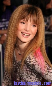 bella thorne2 183x300 Crimping Hair Without a Crimper