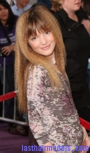 bella thorne3 176x300 Crimping Hair Without a Crimper