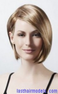 diagonal bob 188x300 Diagonal Bob Hairstyle