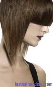 diagonal bob3 186x300 Diagonal Bob Hairstyle